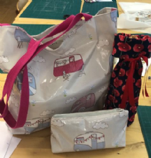 BEGINNERS THREE BAGS IN A DAY SEWING WORKSHOPS